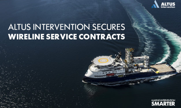 Altus Intervention secures wireline service contracts on LWI vessels