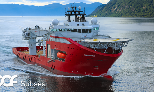 DOF Subsea secures multiple contracts by Petrobras