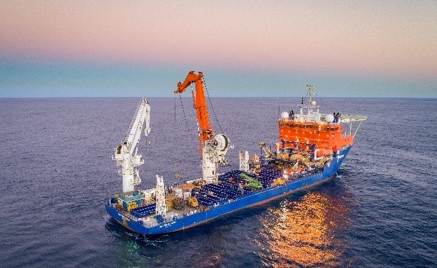 CSV Southern Ocean secures new contract for works in India