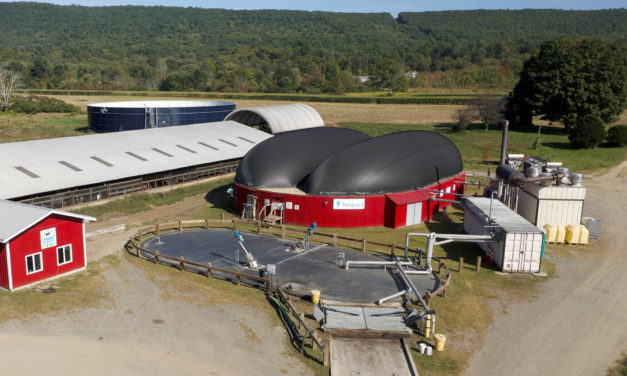 Dominion Energy and Vanguard Renewables form strategic partnership to develop first nationwide network of dairy waste-to-energy projects
