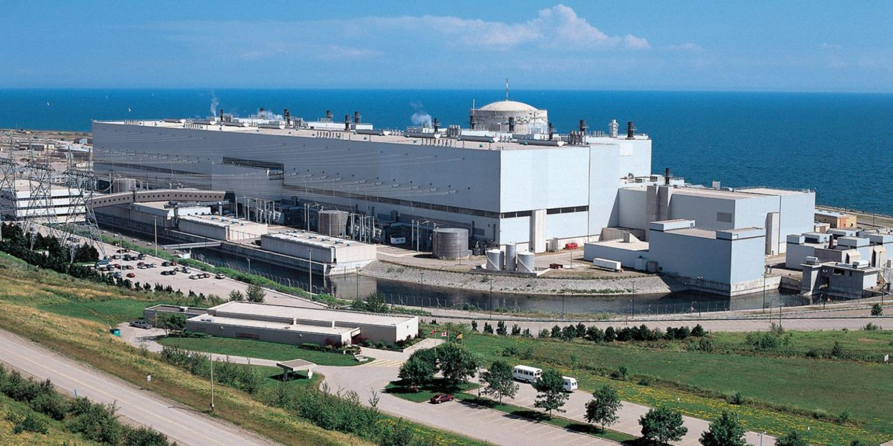SNC-Lavalin secures nuclear engineering services by Ontario Power Generation
