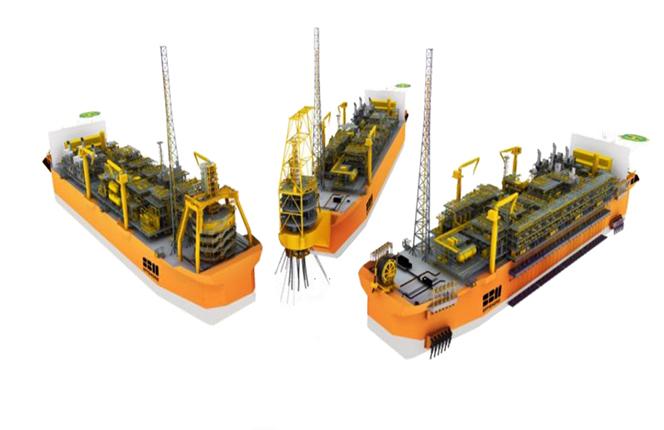 SBM Offshore completes US$1.05 billion financing of Prosperity