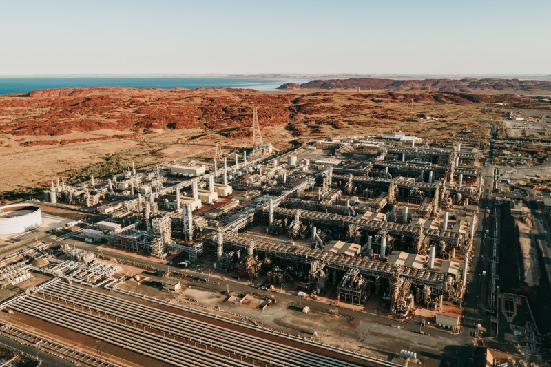 North West Shelf Project participants execute gas processing agreements