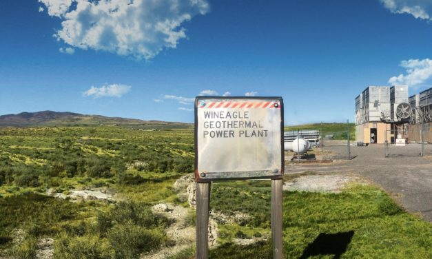 Progress in geothermal project in the US
