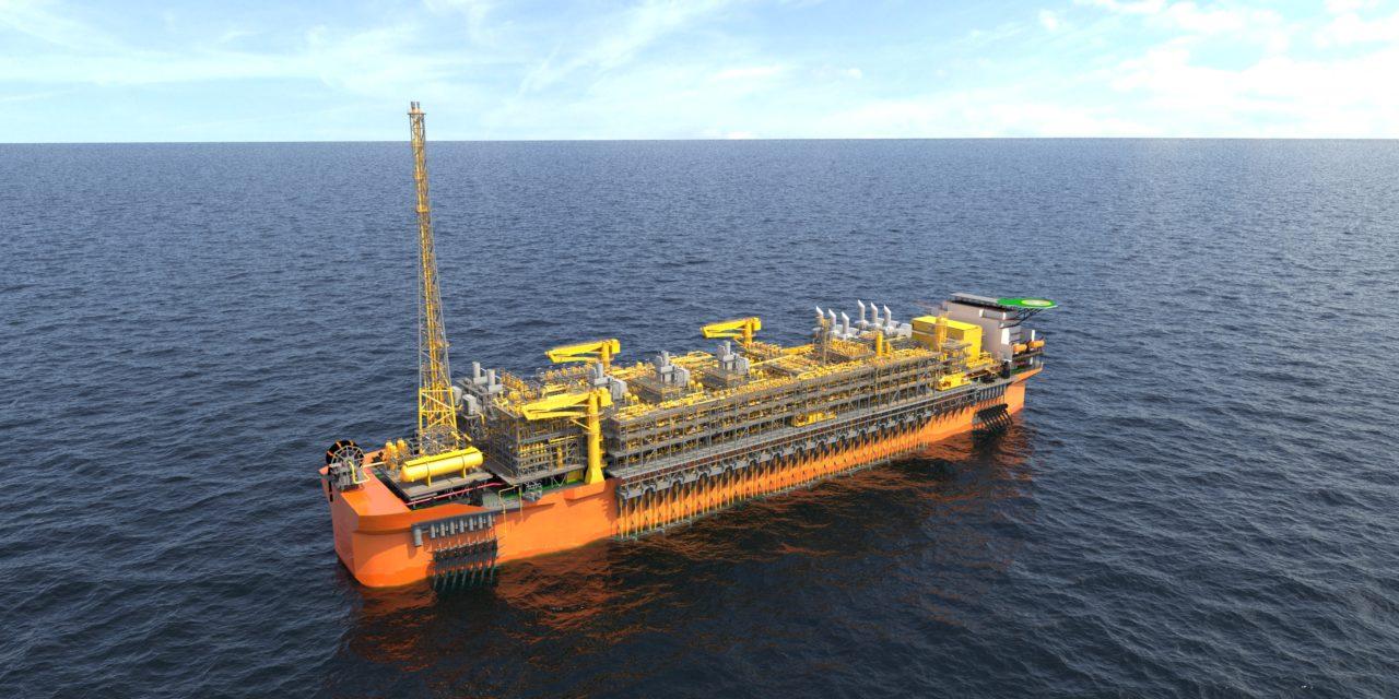 SBM Offshore secures Letter of Intent for FPSO Almirante Tamandaré
