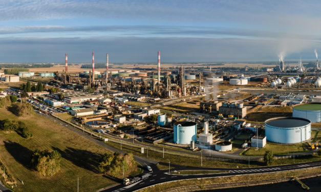 Total to convert Grandpuits refinery into zero-crude platform for biofuels and bioplastic
