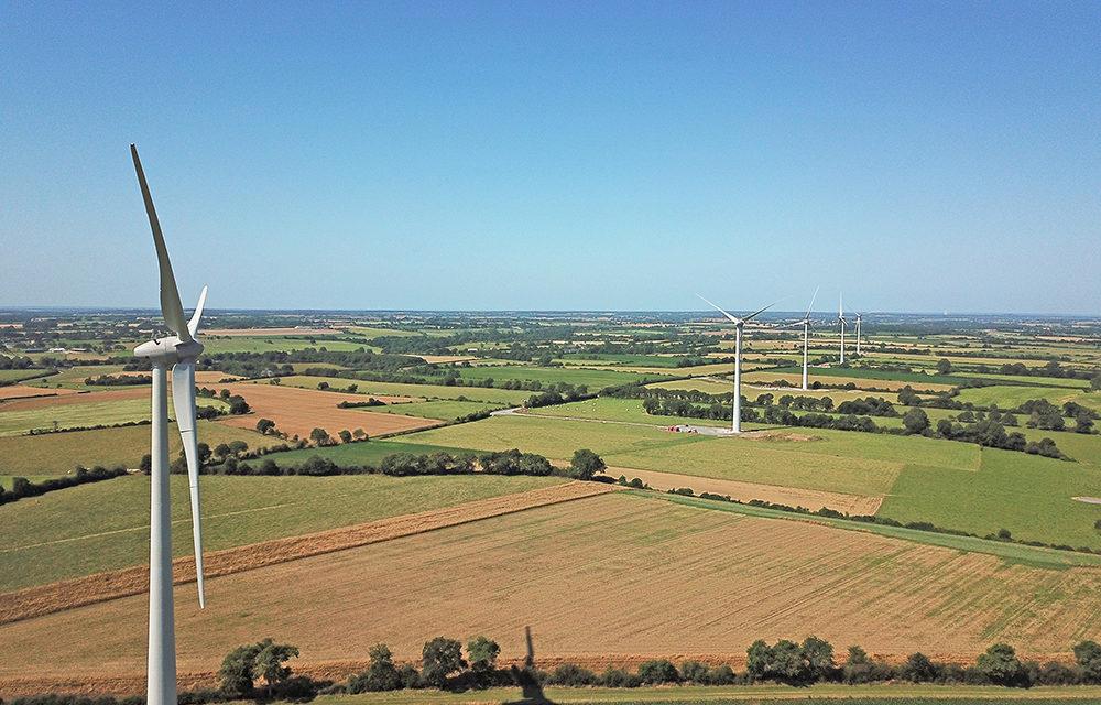 Energiequelle GmbH's La Chapelle-Glain wind farm commissioned