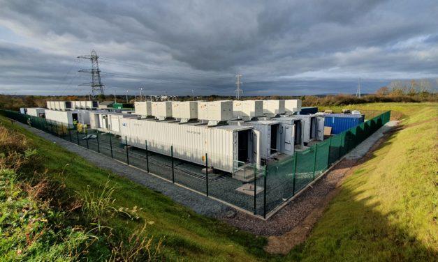Energisation of 50MW Drumkee project