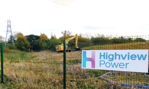 Highview Power breaks ground on 250MWh CRYOBattery Long-Duration Energy Storage Facility