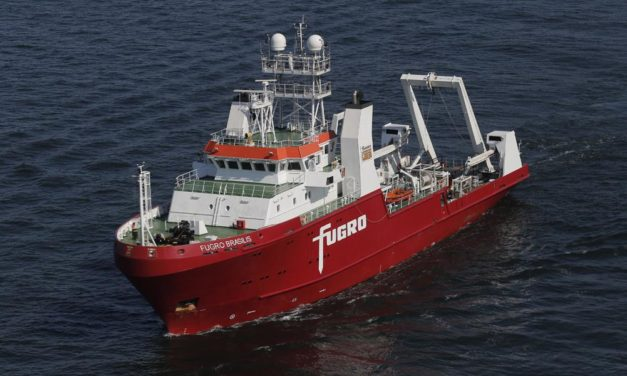 Fugro wraps up offshore field programme for Mayflower Wind in US