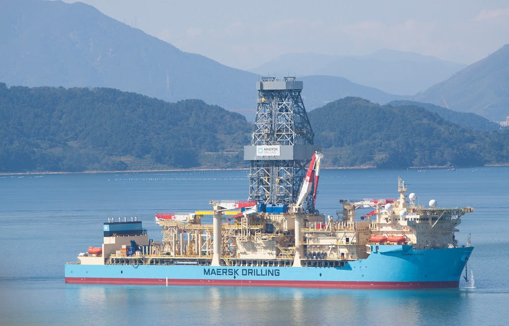 Maersk Drilling secures one-well contract extension for drillship Maersk Viking