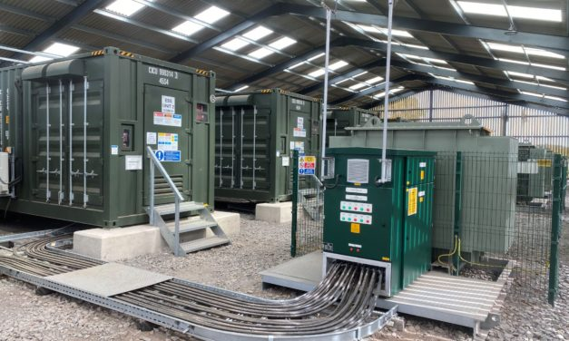 DNV GL performs technical due diligence for Gore Street Energy Storage Fund's acquisition of Anesco's 81 MW UK operational battery storage portfolio