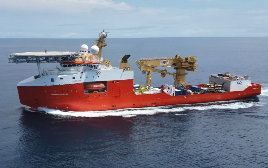 Solstad secures contracts in Asia Pacific region