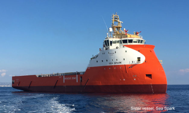 Solstad secures contract for three PSVs