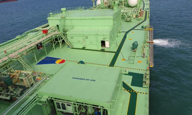 Wärtsilä LPG Fuel Supply System to be retrofitted to an additional three BW LPG ships