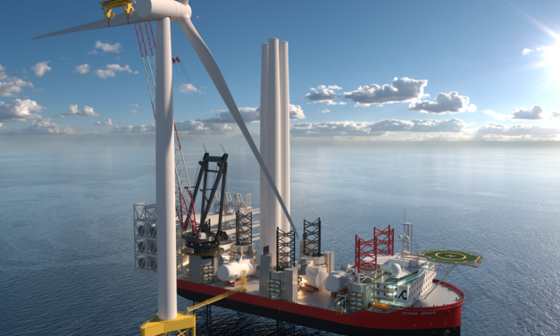 Cadeler A/S contracts new and improved crane to meet future offshore wind market demand