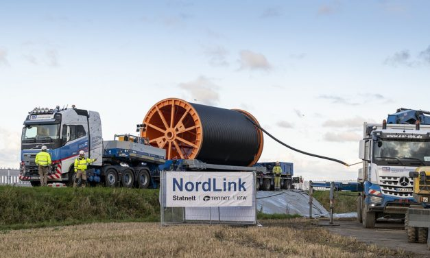 TenneT starts Trial Operation of NordLink