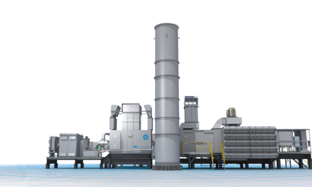 GE debuts world's first LM2500XPRESS power plant for RWE's grid stability power plant in Biblis
