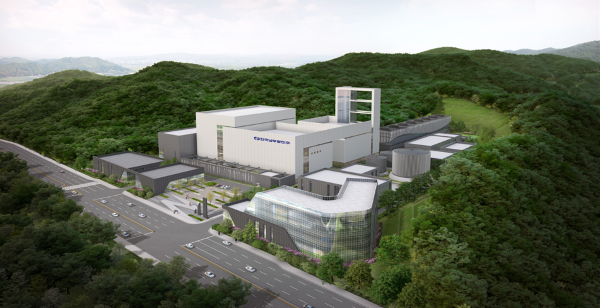 GE's 7HA.03 technology will support heat and power for Korea's administrative capital Sejong City