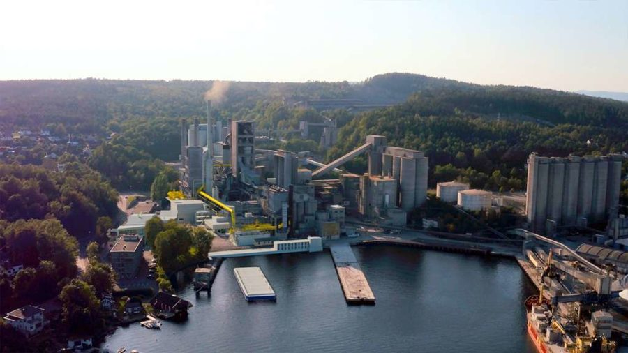 Aker Solutions secures contract For Brevik Carbon Capture Project