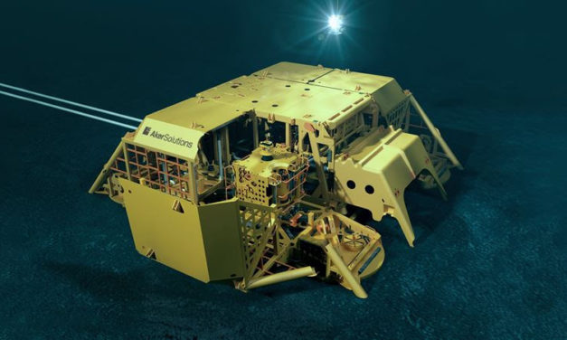 Aker Solutions secures subsea contract for Kristin Sør