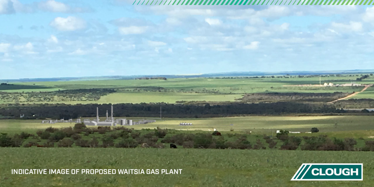 Clough lands EPC scope for Waitsia Stage 2 Development