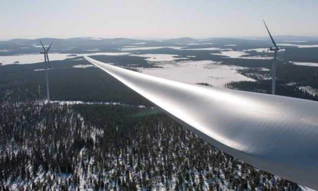Swedish utility Jämtkraft and Persson Invest awarded Nordex Group an order for 131 MW in December 2020