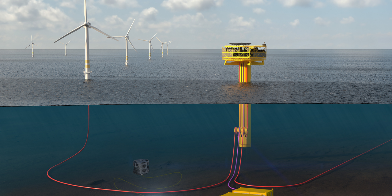 TechnipFMC pilots green hydrogen offshore energy system