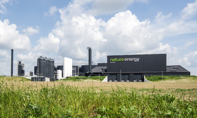 Wärtsilä to support Denmark's fossil-free ambition with two large-scale biogas upgrading plants