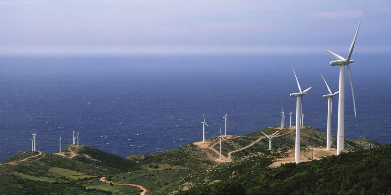 Iberdrola continues to grow in Greece with construction of Mikronoros wind farm