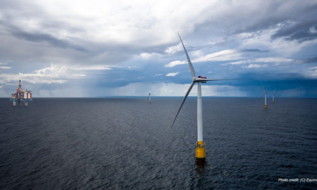 Kongsberg Maritime to supply equipment to world's largest floating offshore wind farm