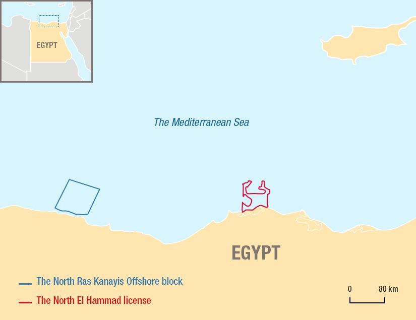 Total enters new operated exploration permit in Egypt