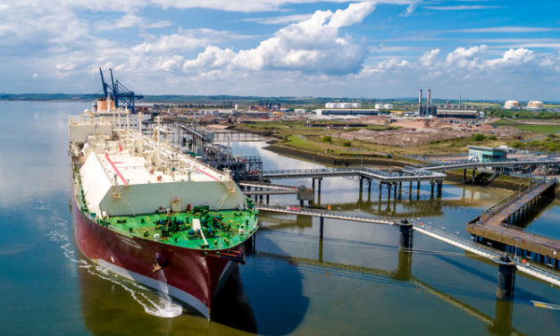 VINCI wins the construction contract of a liquefied natural gas tank in the UK