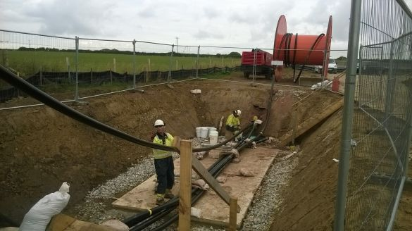 VolkerInfra completes onshore cable installation for Hornsea Two