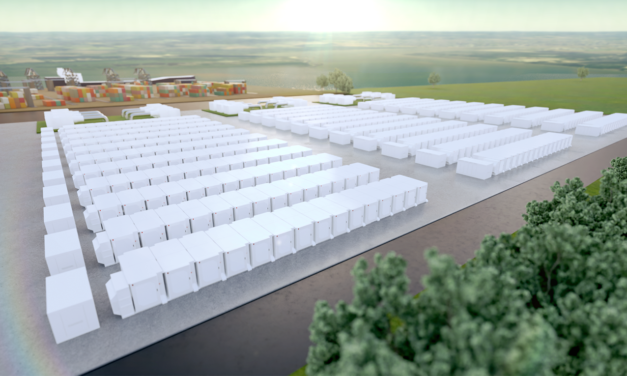 Ramboll supports InterGen on one of the world's largest battery energy storage projects