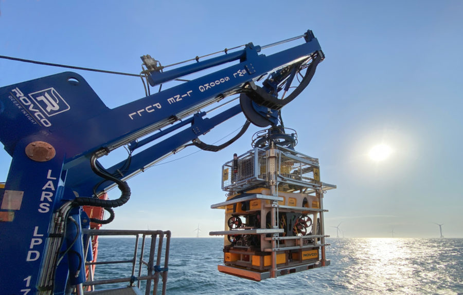 Rovco signs subsea contract for Beatrice Offshore Wind Farm