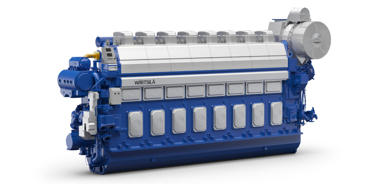 Wärtsilä wins major order to provide 36 dual-fuel engines for six new LNG carrier vessels