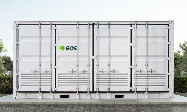 Eos Energy secures $20 million order