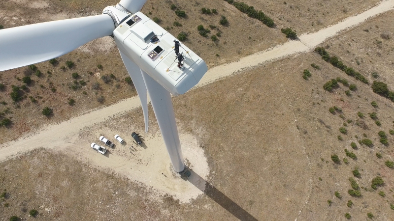 GE Renewable Energy lands 235 MW repower and greenfield expansion for Leeward's Aragonne Wind Project