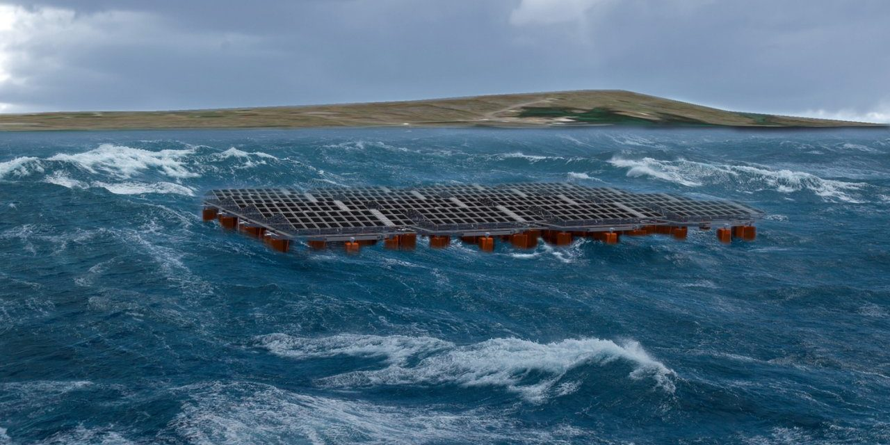 Equinor to test floating solar off Frøya