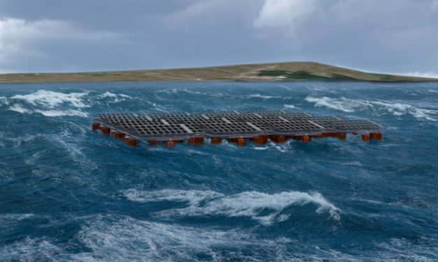 Equinor to test floating solar off Frøya