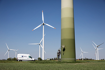 Deutsche Windtechnik signs long-term full-service contract for Kiesilice