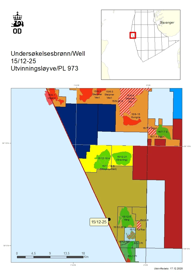Chrysaor secures drilling permits in production licence 973