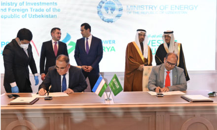 The Ministry of Energy and ACWA Power achieve momentous milestones
