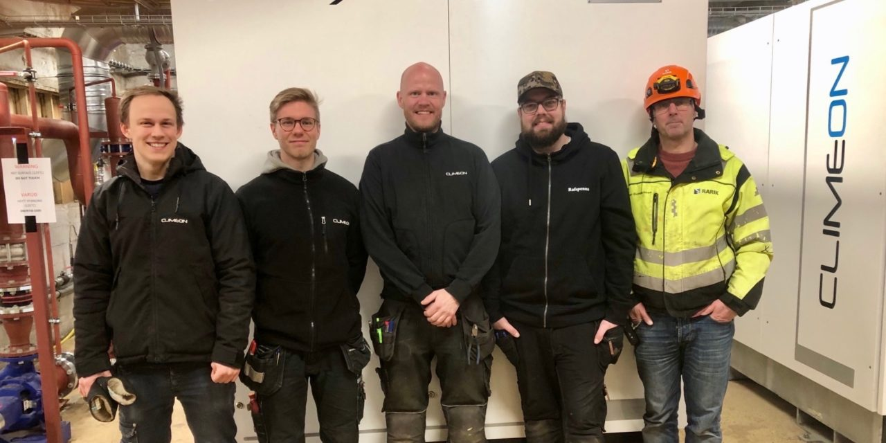 Climeon commissions second power plant in Reykholt, Iceland