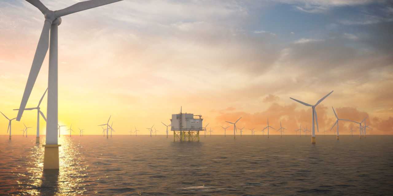Hitachi ABB Power Grids and Aibel confirmed for third phase of Dogger Bank Wind Farm