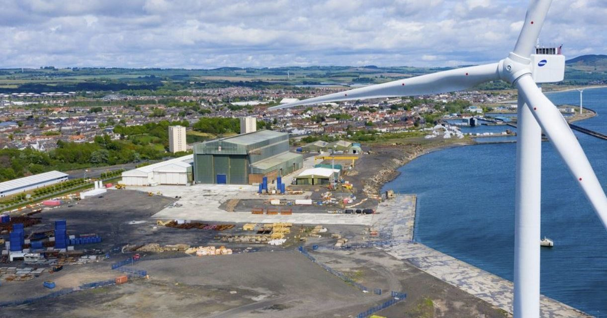 InfraStrata acquires assets of Burntisland Fabrication in Scotland