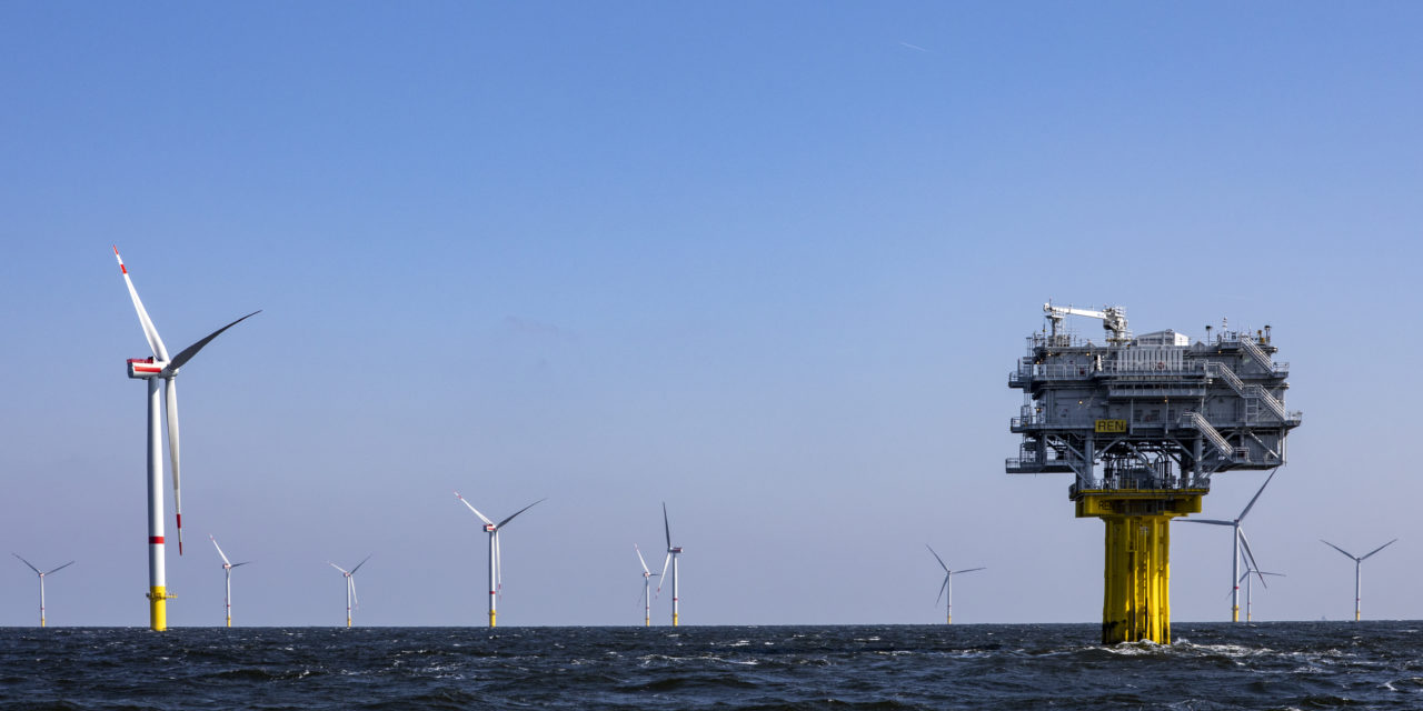 DEME Offshore lands contract for offshore substations