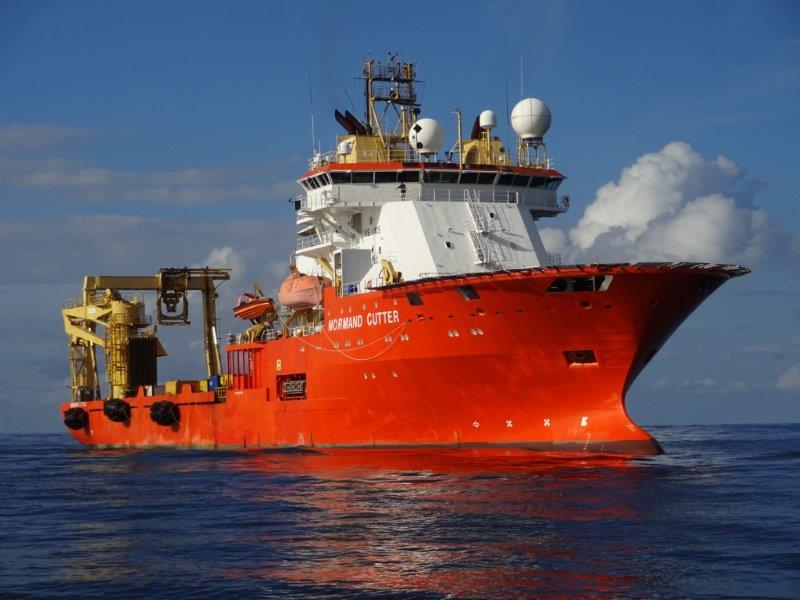 Solstad secures contract for Normand Cutter