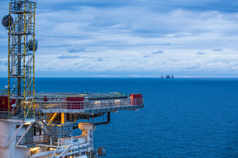 Equinor awarded drilling permit for wells 35/11-25 S and 35/11-25 A